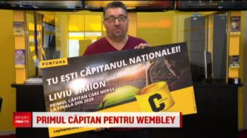 """Nationala lui Contra mai are de tras pentru calificarea la Euro. Un roman e sigur ca va fi acolo: a fost ales primul """"capitan"""" care va merge pe Wembley!"""