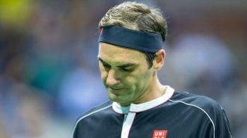"""""""Varsta l-a prins din urma pe Roger Federer!"""" Elvetianul, aproape de retragere. Previziunea unui fost tenismen"""