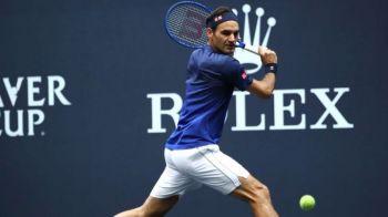 """Roger Federer """"e dincolo de tenis"""". Declaratie superba oferita de un tenismen cu 11 titluri de Grand Slam in palmares: """"Poate juca pana la 40 de ani"""""""