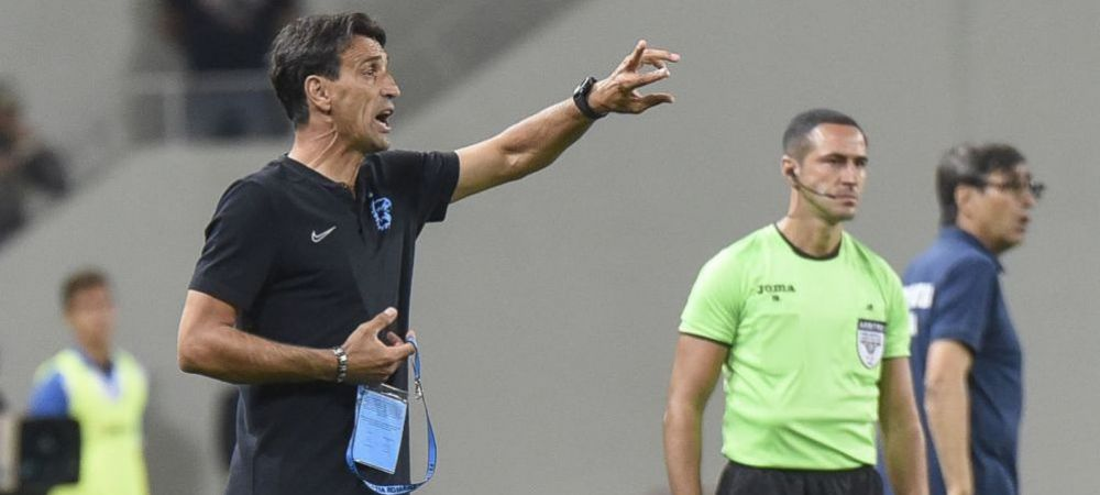 """Atac DUR la Bogdan Vintila: """"Cum poti sa spui asta? Trebuie sa ai respect"""". Declaratiile antrenorului dupa victoria cu Universitatea Craiova l-au scos din sarite"""