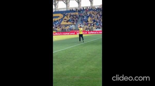 Primire de CAMPION pentru Hamza la Petrolul! Ce s-a intamplat inainte de meciul cu Snagov din Liga 2. VIDEO
