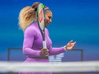 SOCANT | Care a fost rezultatul semifinalei dintre Serena Williams si Amanda Anisimova