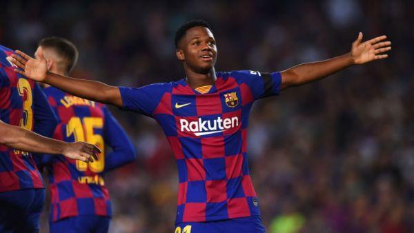 Tu ce faceai la 16 ani? Salariul colosal pe care Ansu Fati il va castiga la Barcelona dupa 2 goluri in 3 aparitii!