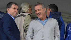 """Becali vrea inca doi jucatori din Liga 1, patronul echipei recunoaste: """"M-a intrebat de ei! Unul are oferta si de afara!"""""""