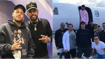 """Prieteni cu salariu! Dezvaluire incredibila: Neymar isi plateste """"tovarasii"""" lunar cu sume uriase, iar rolul lor este sa-l insoteasca la petreceri"""