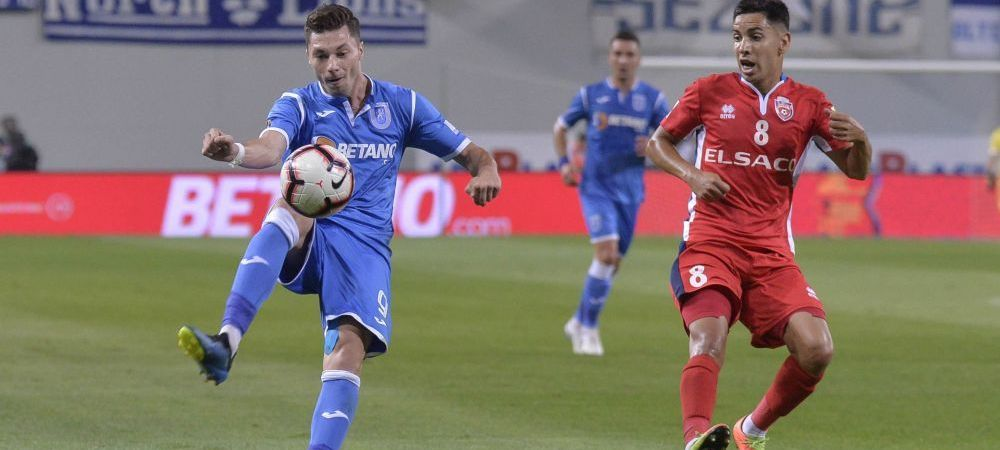 """Jonathan Rodriguez a primit o oferta din Polonia, dupa ce a refuzat Dinamo si FCSB: """"Nu-mi merg la Dinamo, nu imi place asa"""""""