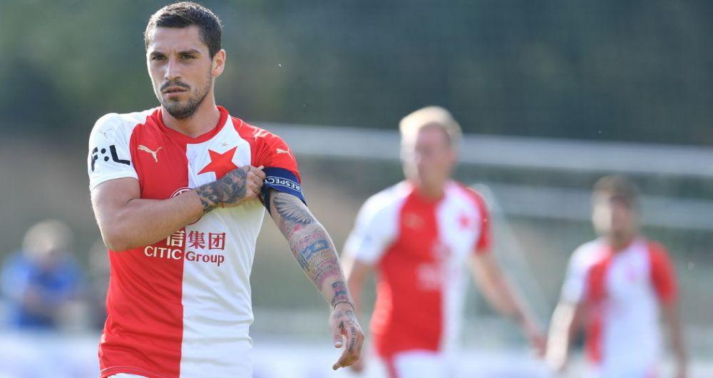 INTER - SLAVIA: Nicolae Stanciu, vedeta in deschiderea Gazzetta dello Sport:
