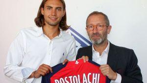 """Decizia FIFA si UEFA in cazul lui Postolachi! Atacantul vandut de PSG la Lille, disputat de Romania si Moldova! Tatal jucatorului: """"Vrea sa joace pentru Romania"""""""