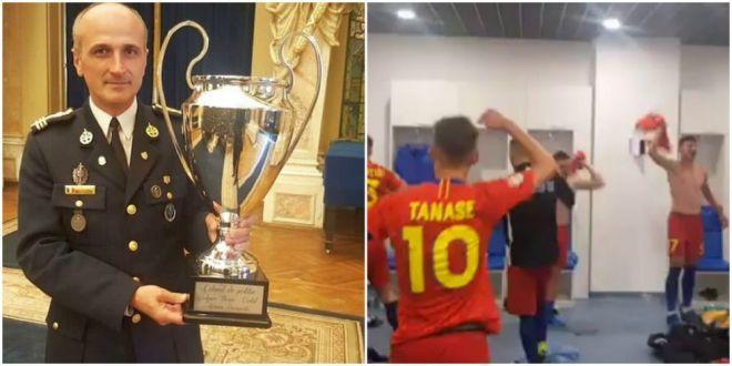 EXCLUSIV! Reactia lui Florin Talpan dupa ce i-a vazut pe jucatorii FCSB strigand  Forza Steaua  in vestiar. Ironii pentru jucatorii lui Becali