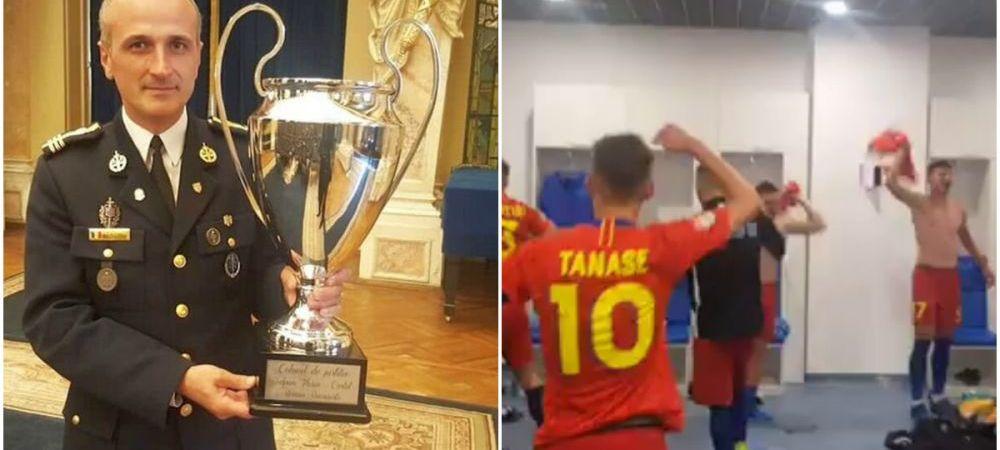 """EXCLUSIV! Reactia lui Florin Talpan dupa ce i-a vazut pe jucatorii FCSB strigand """"Forza Steaua"""" in vestiar. Ironii pentru jucatorii lui Becali"""