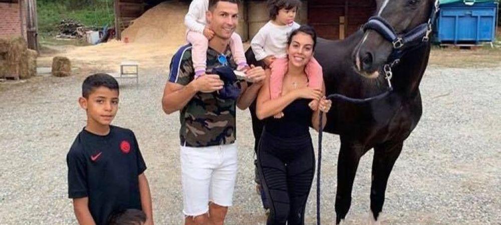 "Viata Georginei Rodriguez, o adevarata aventura! De la bona, la vanzatoare si acum viitoare sotie a lui Cristiano Ronaldo: ""O sa ne casatorim, e visul mamei mele"""