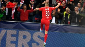 """E eroul serii in UEFA Champions League: 19 ani, 3 goluri intr-o repriza in Liga! """"Ianis al Norvegiei"""" ii da emotii lui Contra: poate veni la Bucuresti luna viitoare"""