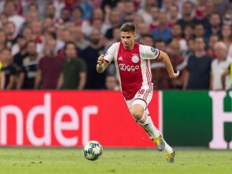 Razvan Marin are sustinerea echipei! Ce jucator de la Ajax l-a laudat pe roman  Are calitati diferite, echipa trebuie sa reactioneze la asta
