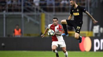 """Stanciu nu se teme de Barcelona sau Borussia: """"Vom juca la fel de bine si cu Barcelona si cu Dortmund"""". Ce a spus dupa evolutia perfecta din meciul cu Inter"""