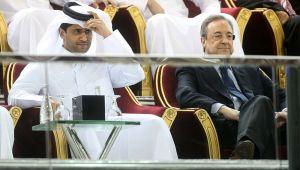 Florentino Perez si Al-Khelaifi, intalnire de gradul 0 la Paris! Soarta lui Neymar si Mbappe se poate decide dupa meciul din grupele UCL