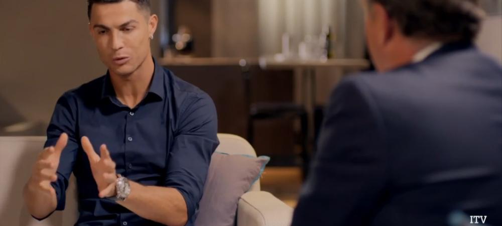 """""""Asa pot fi peste Messi! Vreau sa fiu cel mai bun din ISTORIE!"""" Declaratia de ultima ora a lui Cristiano Ronaldo"""