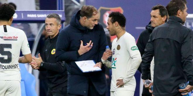 Nici Tuchel nu-l mai apara pe Neymar:  Trebuie sa suporte! A facut tot posibilul sa plece de la PSG!  Mesaj DUR pentru starul brazilian