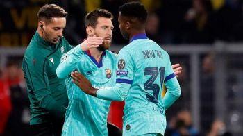 Ansu Fati nu se opreste! Tanarul jucator bate al treilea record in trei saptamani si face istorie la Barcelona