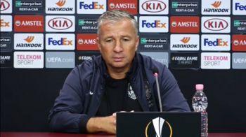 "Dan Petrescu nu a fost impresionat de Stanciu: ""Sa joace si la nationala cum a jucat aseara!"" Ce a spus despre SOCUL cu Lazio"