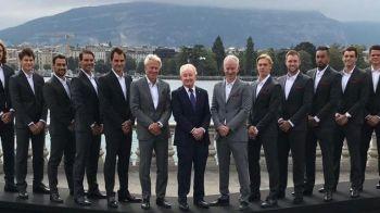 Revine Cupa Laver! Turneul in care Federer si Nadal formeaza o echipa se va tine anul acesta in Elvetia la Geneva