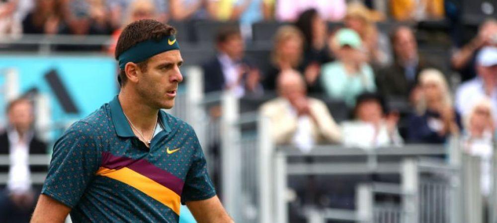 Argentina fara Del Potro la Cupa Davis! Tenismenul a luat decizia de a nu participa la editia din 2019 organizata de Gerard Pique