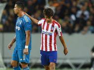 VIDEO EMOTIONANT | Prezentul si viitorul Portugaliei, in confruntare directa! Reactia lui Joao Felix cand Ronaldo s-a apropiat de el