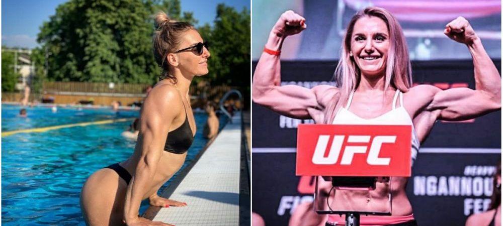 "Alexandra Albu, celebra luptatoare de MMA, hartuita online: ""E plin de perversi"" Ce poze primeste"