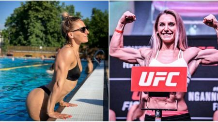 Alexandra Albu, celebra luptatoare de MMA, hartuita online:  E plin de perversi  Ce poze primeste