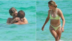 Cine e milionarul care o consoleaza pe Eugenie Bouchard dupa 12 infrangeri la rand. Au aparut pentru prima data in public. FOTO