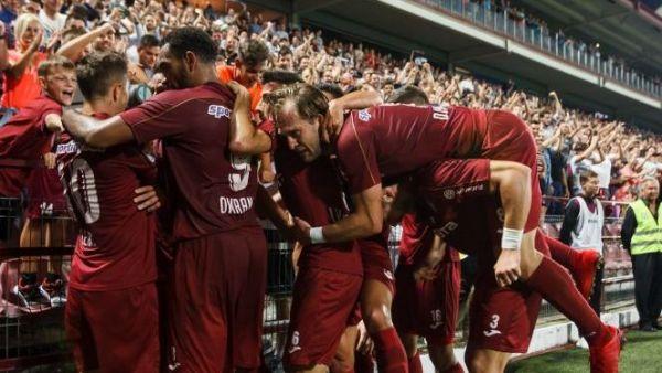 CFR CLUJ - LAZIO 2-1 | MECI COLOSAL, VICTORIE URIASA! CFR intoarce scorul cu Lazio si castiga o partida incredibila