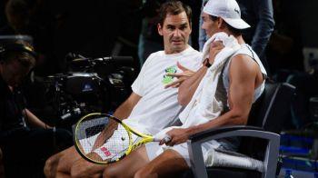"Roger Federer l-a facut pe Nadal sa planga! Unchiul spaniolului a vorbit despre asta: ""Singura data cand Rafa a plans dupa un esec"""