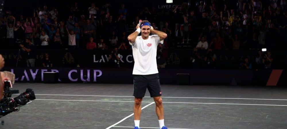 Regretele lui Federer! Elvetianul a vorbit despre momentele care l-au marcat in de-a lungul carierei