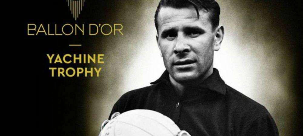 Apare BALONUL DE AUR pentru portari! Trofeul Iasin pentru cel mai bun goalkeeper din lume! Cand va fi acordat
