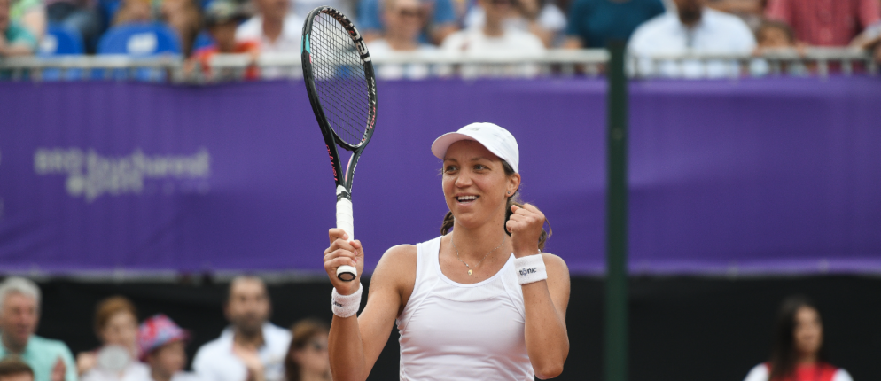 Patricia Tig este aproape sa revina in TOP 100 WTA. Romanca a fost eliminata in optimi la Seul, dar urca in clasamentul general