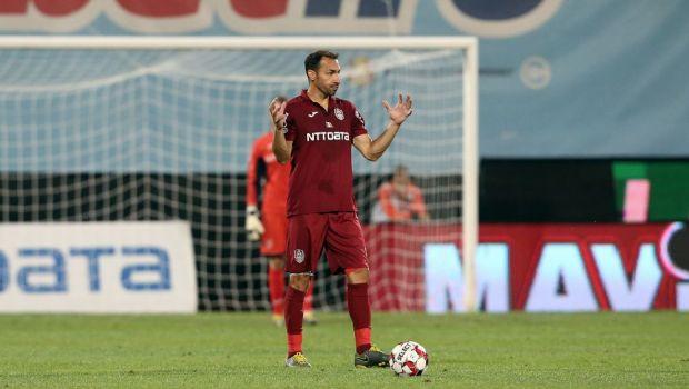 """CFR CLUJ - LAZIO   """"Dan Petrescu a decis sa nu-l treaca"""" Motivul pentru care Vinicius nu e pe lista CFR-ului pentru Europa League! Explicatia oficiala"""
