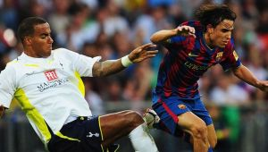 BOMBA! Fost jucator al Barcelonei, in probe la o echipa de Liga 1! A jucat la Barca si City si era un adevarat pusti-minune