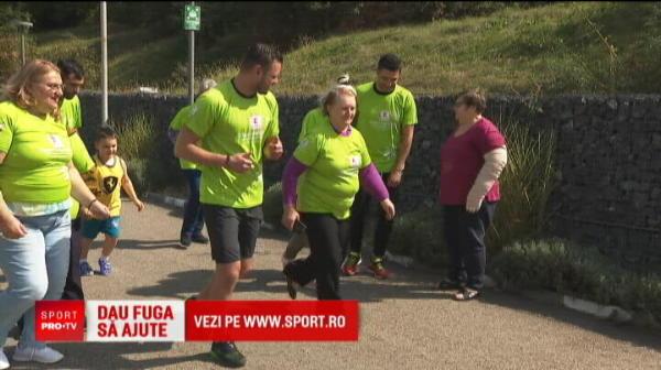 3 fosti jucatori de nationala vor alerga la maraton in ziua in care Romania va juca in Feroe, pe 12 octombrie, la PRO TV