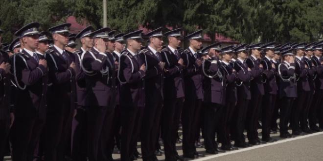Ce salarii primesc proaspeții agenți de poliție. Cursurile durează 10 luni