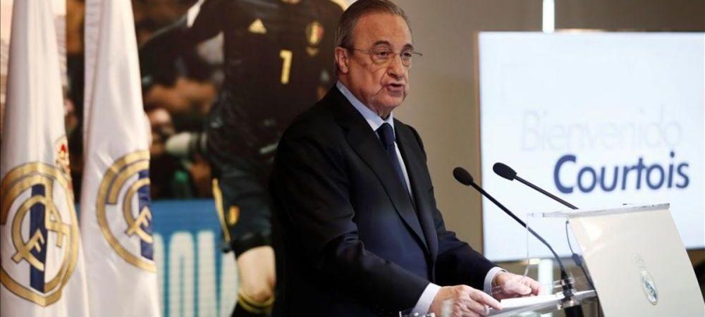 NUME SURPRIZA aparut pe lista lui Perez! O legenda a Madridului poate prelua Realul