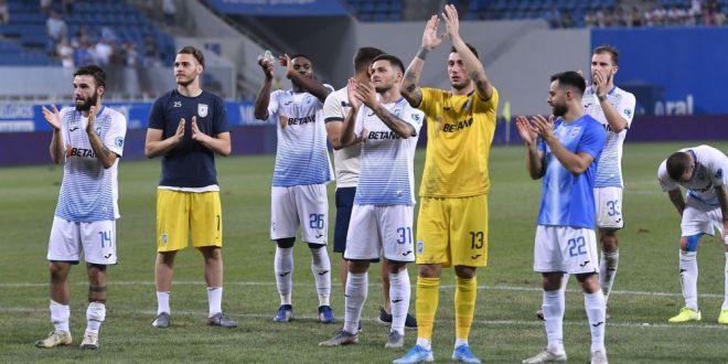GAZ METAN MEDIAS -  U  CRAIOVA 2-3   Piturca obtine primele puncte de la revenirea in Liga 1, pustiul Nitu i-a rasplatit increderea! EUROGOL Vatajelu! Fazele meciului