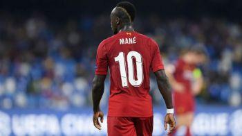 Liverpool il blindeaza pe Mane! Englezii ii pregatesc un contract de nerefuzat atacantului senegalez