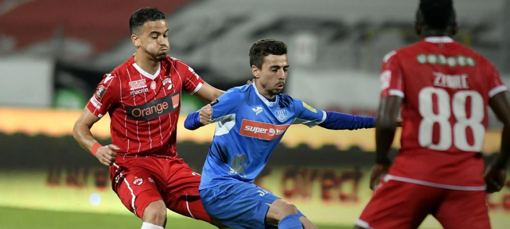 """OFICIAL: Hagi a luat un fost jucator de la Dinamo! Mutare surpriza facuta de """"Rege"""" in lupta pentru podium"""