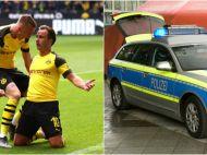 Amenda de circulatie in valoare de 200.000 euro incasata de un fotbalist din Bundesliga! Motivul pentru care politistii l-au sanctionat atat de aspru