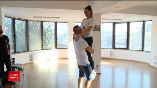 BATALIA MOLDOVEI: TEAM Morosanu vs. TEAM Bonjasky, vinerea viitoare la PRO X. Ciobanul Nastase, facut KO la dans! Trebuie sa isi invete pasii pentru nunta: VIDEO