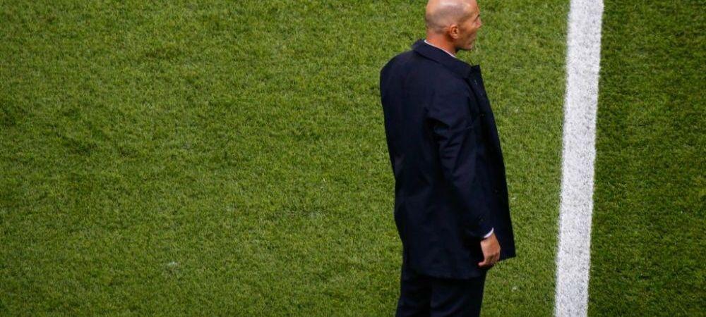"""""""Am luat aceasta decizie!"""" Primele declaratii ale lui Zidane dupa ce Perez ii cauta inlocuitor! Ce spune despre plecarea de la Real Madrid"""