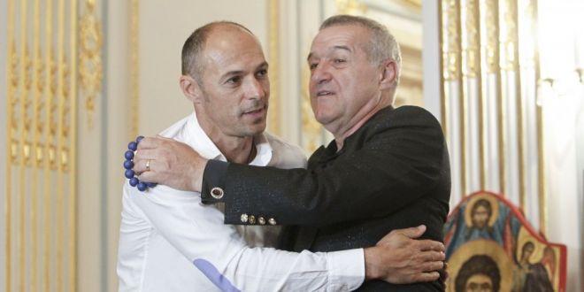 Saracu , el se credea antrenor! Am inceput sa rad  Becali i-a raspuns lui Bogdan Andone, dupa ce fostul antrenor de la FCSB a vorbit despre mandatul de o luna