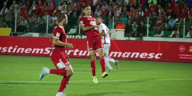 Sepsi OSK - Hermannstadt 3-0   Cel mai slab atac din Liga 1 inaintea etapei, Sepsi s-a distrat cu echipa lui Costel Enache. Sibiul incepe sa tremure!