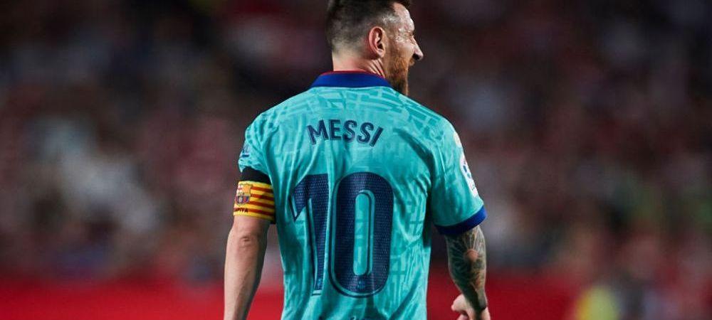 De data asta nu a mai salvat-o nici Messi! Barcelona, cel mai dezastruos inceput de sezon. Cele mai slabe cifre din ultimii ani