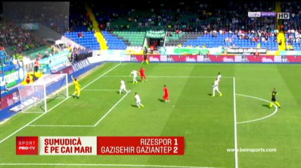 "Da' poate chiar are ""baghetaș magicaș"" :)) Sumudica e BASKAN in Turcia: Gaziantep a castigat iar si a urcat pe podium"