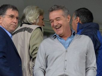 Ultima achizitie a FCSB-ului, la oficiala! Cine a urmarit meciul cu CFR din tribunele de pe National Arena: FOTO